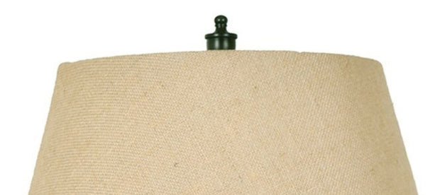 Camp Lantern Table Lamp Shade Close-up