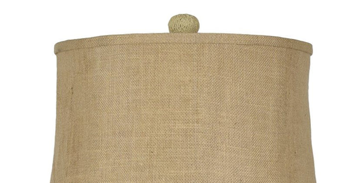 Carson Table Lamp Shade Close-up