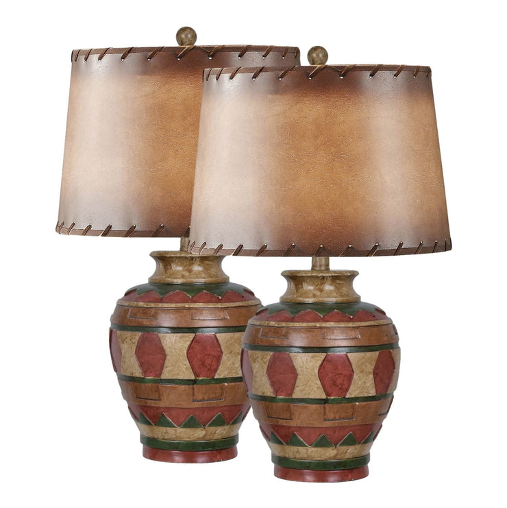 Dakota Table Lamp Set of 2