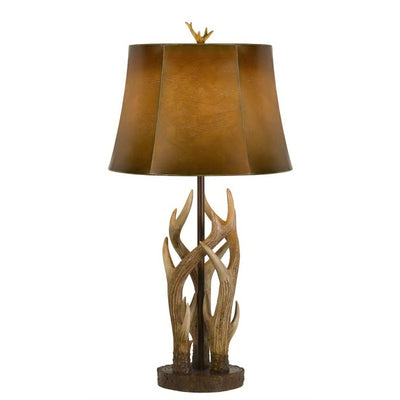 Darby Antler Table Lamp