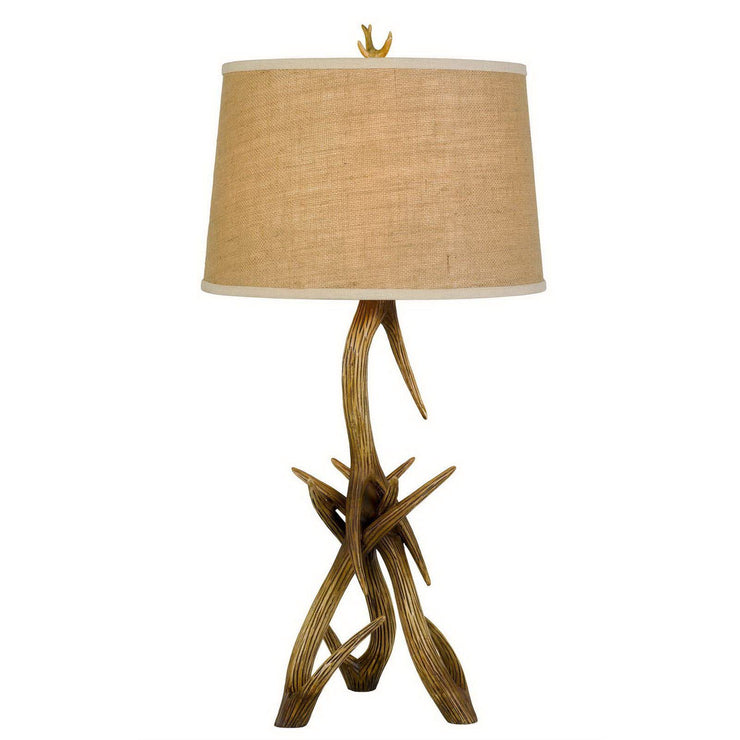Drummond Antler Table Lamp
