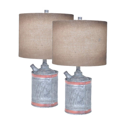 Filler Up Table Lamp Set of 2