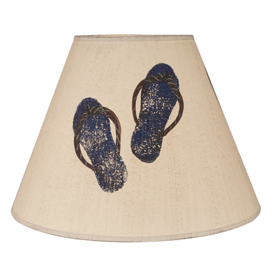 Blueberry Flip Flop Lamp Shade