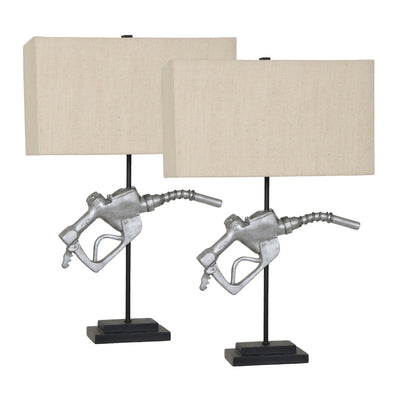 Fuel Table Lamp Set of 2