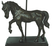 Horse Creek Table Lamp Base Close-up