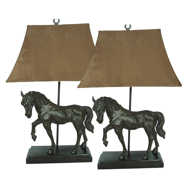Horse Creek Table Lamp Set of 2