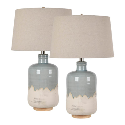 Mallory Table Lamp Set of 2