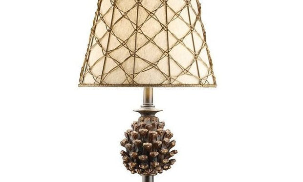 Pine Bluff Floor Lamp CLose-up