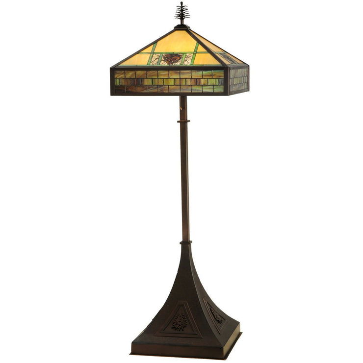 Pinecone Ridge Floor Lamp