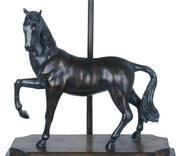 Prancer Table Lamp Base Close-up