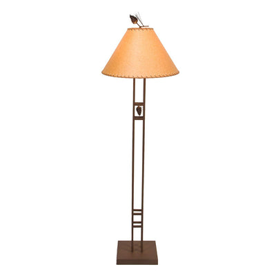 Scottsdale Pine Floor Lamp