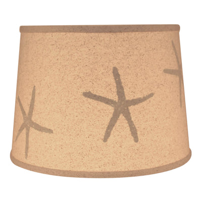 Floating Starfish Lamp Shade