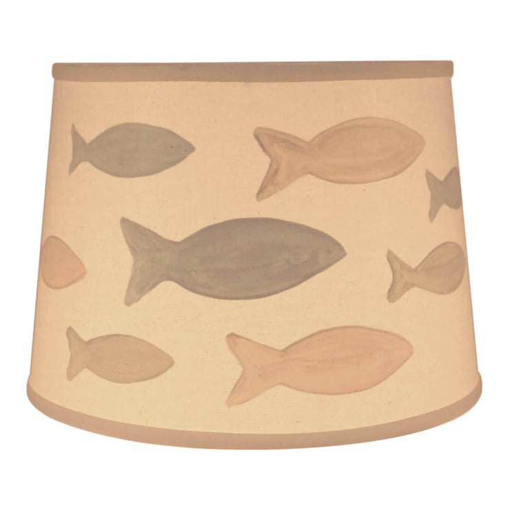 Multi Color School of Fish Lamp Shade