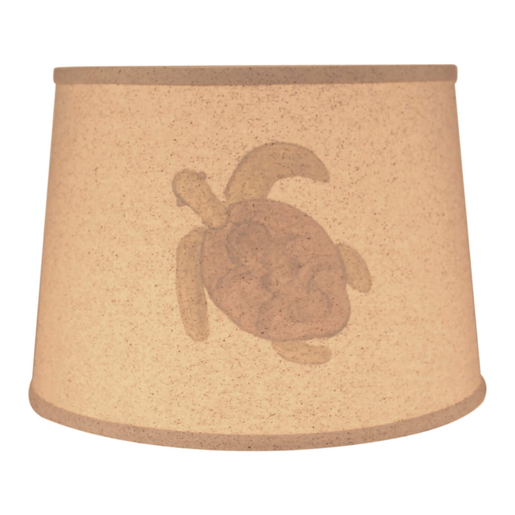 Lone Turtle Lamp Shade (Choose Style and Size)