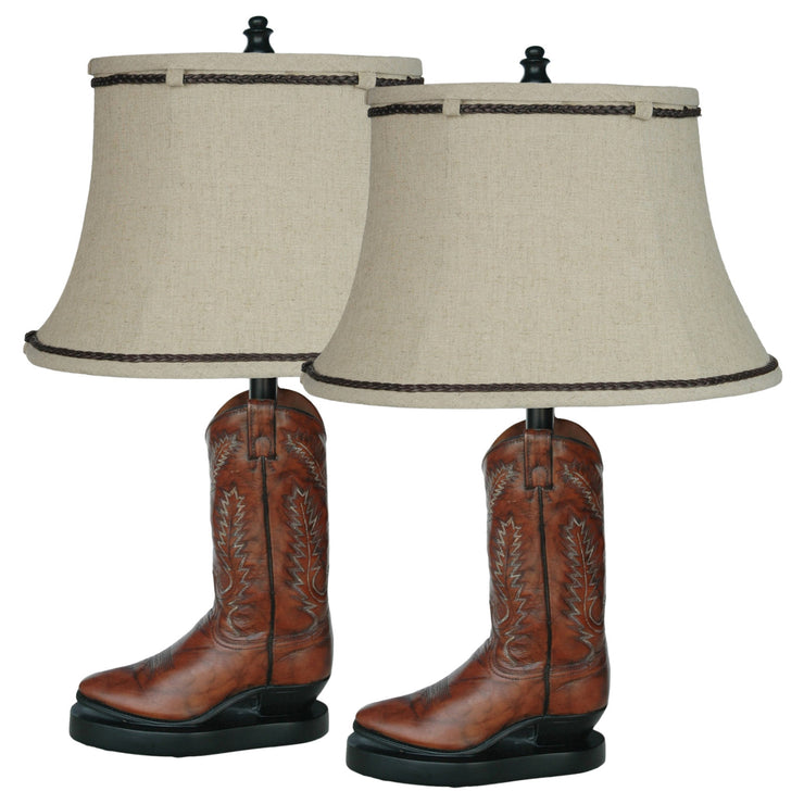 Stetson Table Lamp Set of 2