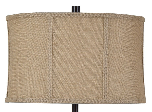 Sun River Table Lamp Shade Close-up