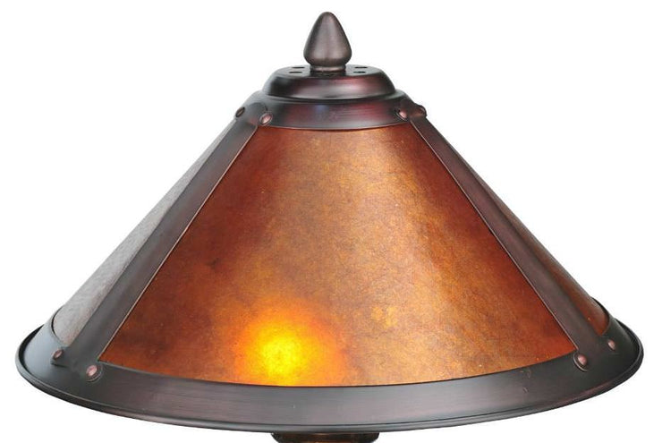 Sutter Accent Lamp Shade Close-up