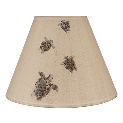 Turtle Family Lamp Shade