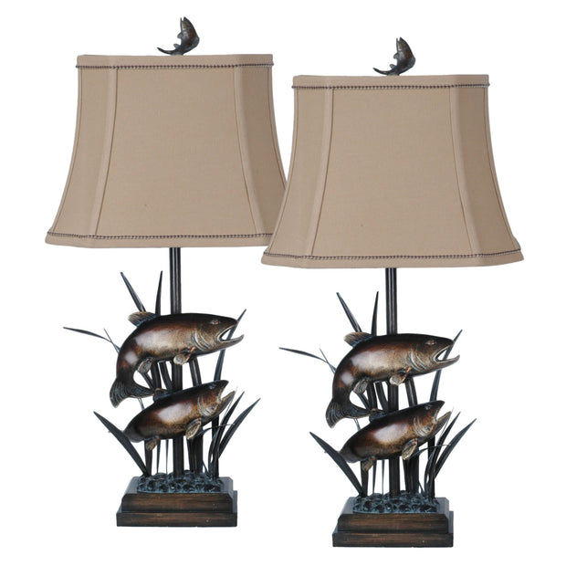Upstream Table Lamp Set of 2