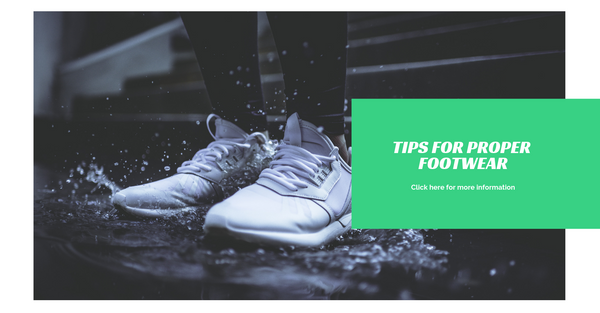 Tips for proper footwear | AllForLegs.com
