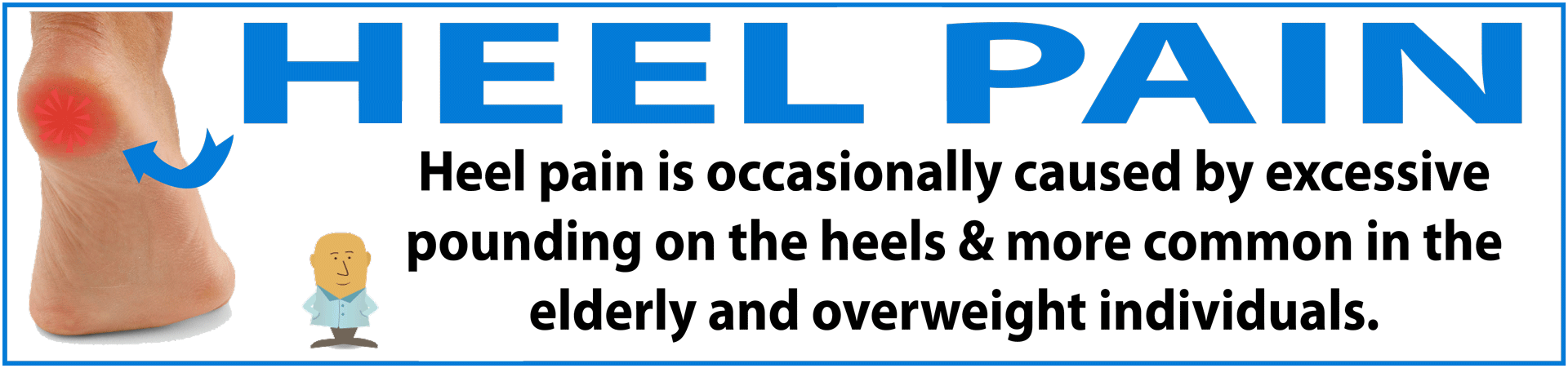 Heel Pain | All For Legs