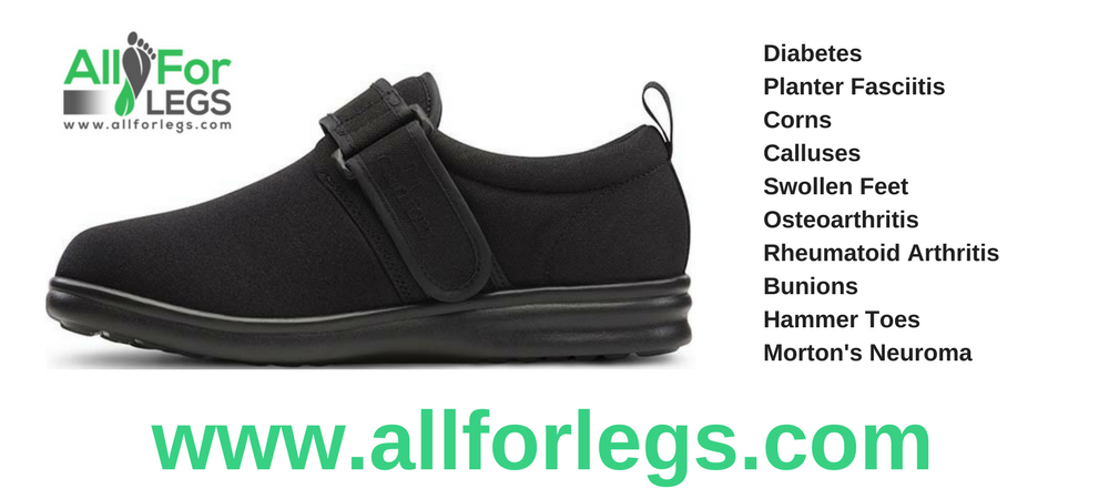 This Shoes Best for The Below Foot Problems | www.allforlegs.com