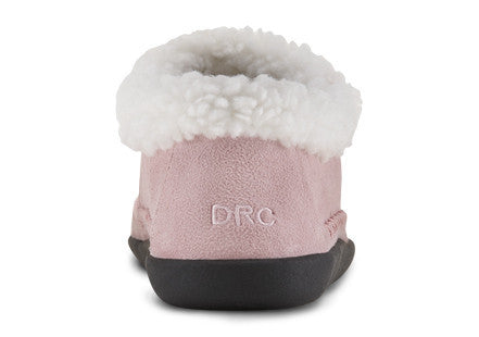 Dr.Comfort Bonita Diabetic Slipper for Women - Pink back view