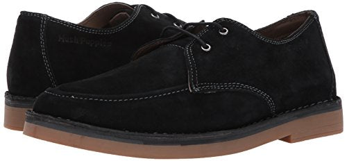Hush Puppies Men's VP Mercer Oxford, Black, 11.5 M US