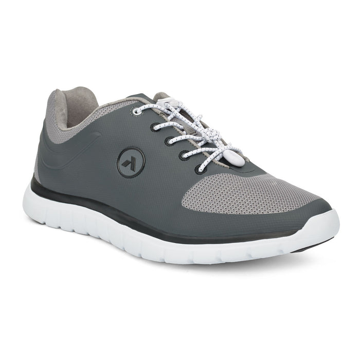 No.22 Sport Runner - Grey/Black