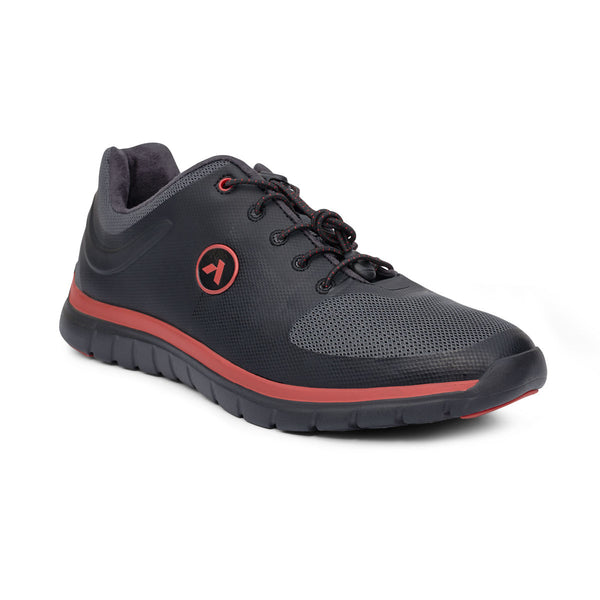 No.22 Sport Runner - Black/Red