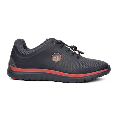 No.22 Sport Runner - Black/Red - AllForLegs.com