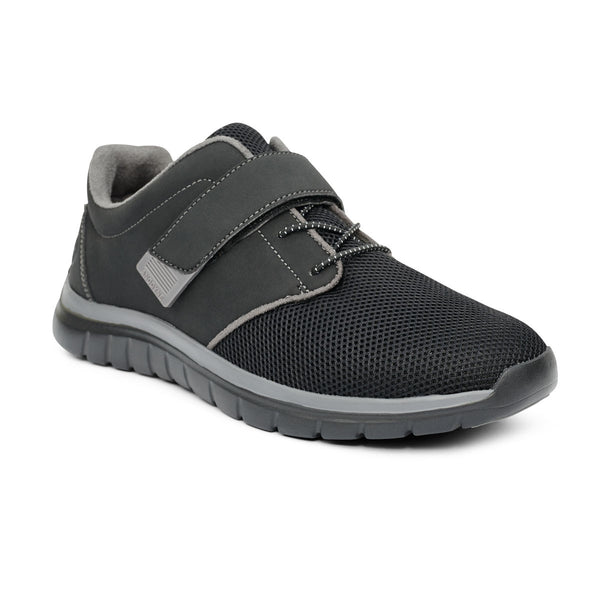 No.46 Sport Jogger - Black/Grey