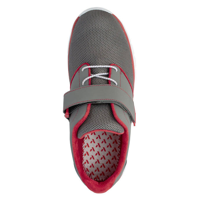No.46 Sport Jogger - Grey/Red