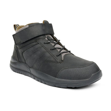 No.56 Trail Boot - Oil Black