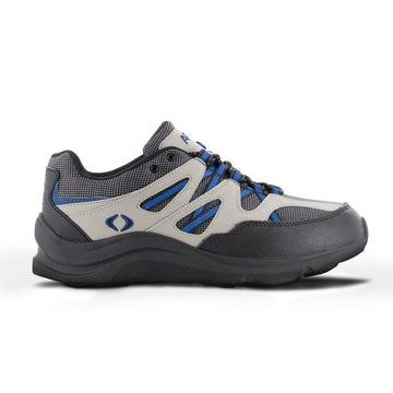 Men's Sierra Trail Runner - Gray/Blue