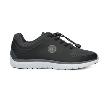 No.23 Sport Runner - Black/Grey
