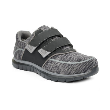 No.77 Sport Double Depth - Black/Grey