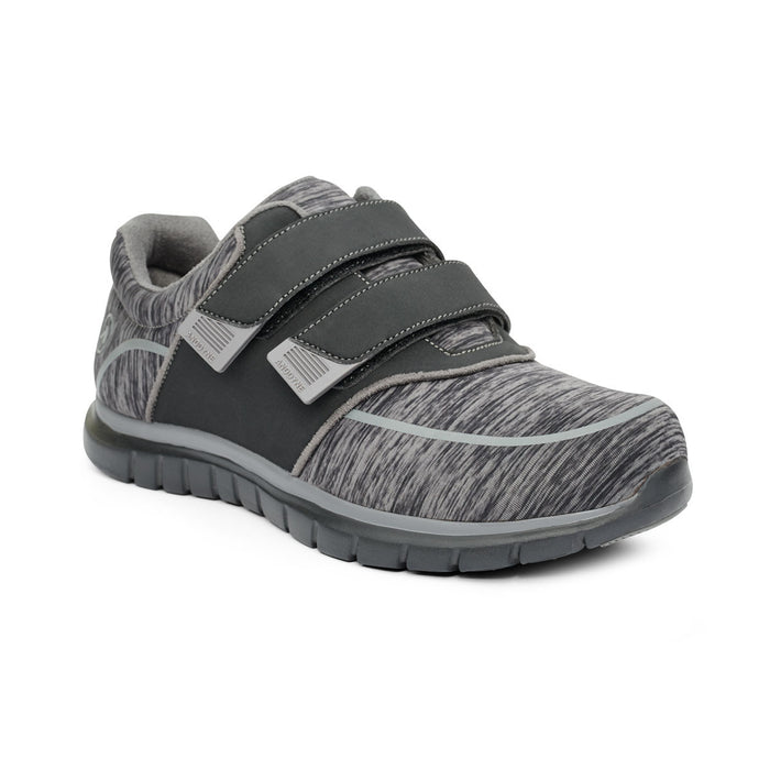 No.77 Sport Double Depth - Black/Grey - AllForLegs.com