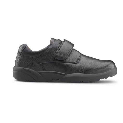 Dr.Comfort Men's William-x Therapeutic Diabetic Double Depth Shoe - Right Side Image | Dahl Medical Supply