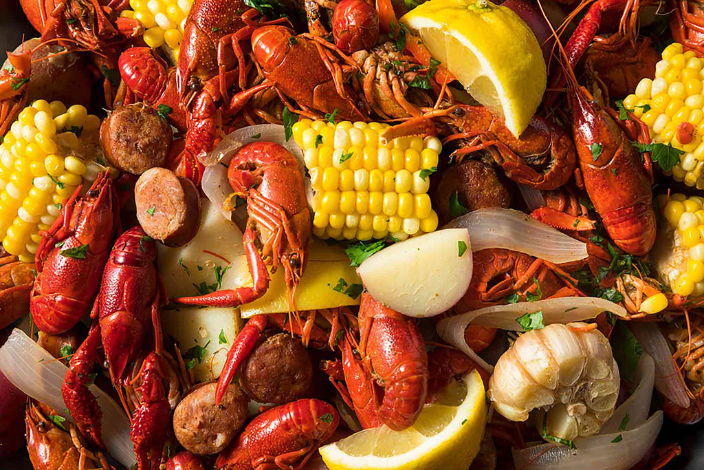 Colorado Crawfish Boils by The Southern Straw