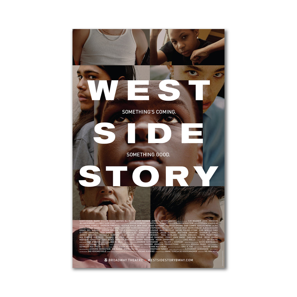 WEST SIDE STORY Windowcard