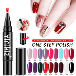 DIY One Step Nail Polish Pen