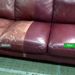 Sofa Leather Cream