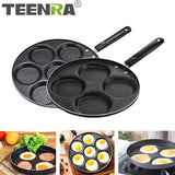 Four Hole Cooking Pan