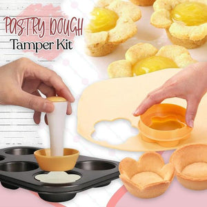 Pastry Dough Tamper Kit