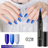 3 In 1 One Step Nail Pen