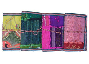 Patchwork Sari Journal