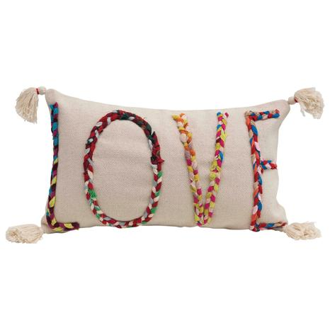 Chindi Love Pillow