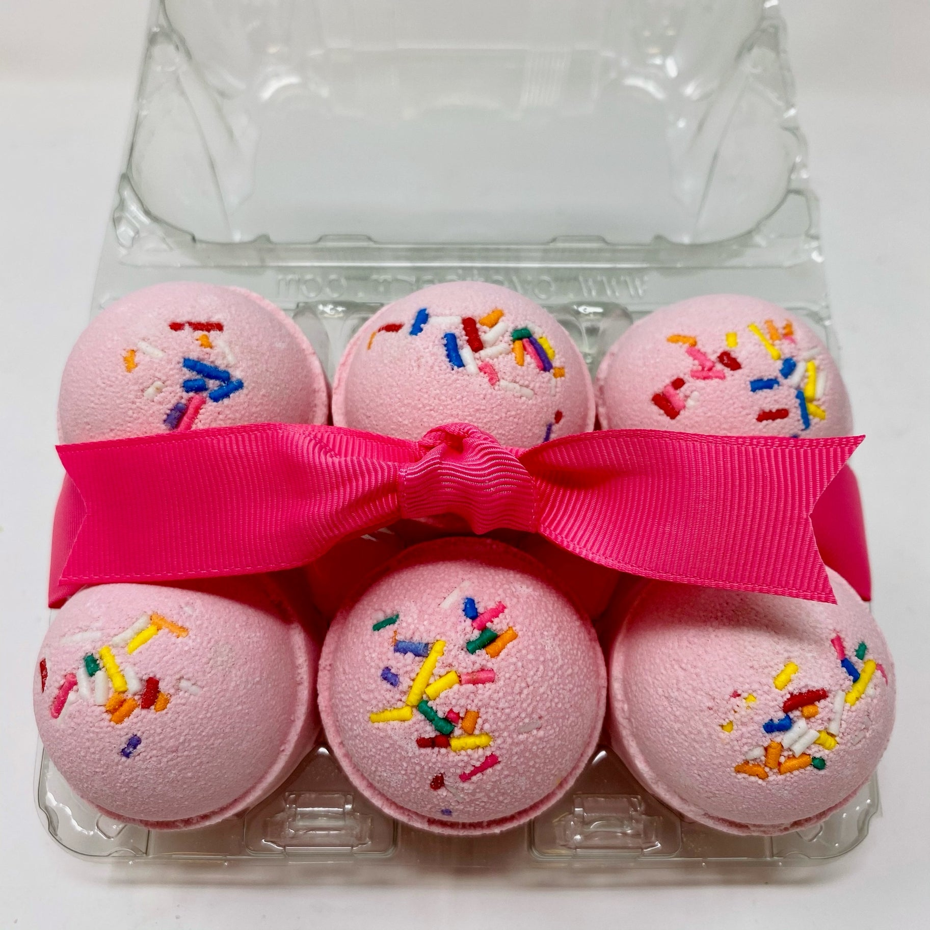 Six Pack of Bath Bombs