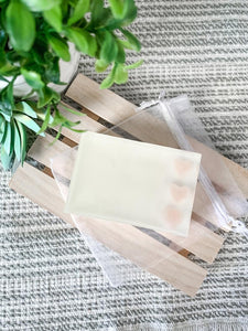 Hand Made Goat Milk & Aloe Soap
